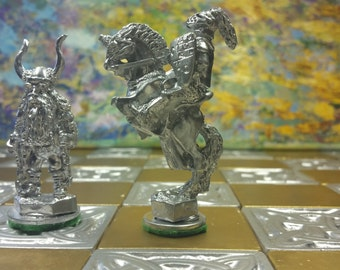 Fantasy chess (chess pieces only)