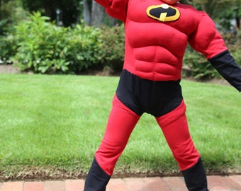 Mr. Incredible Costume