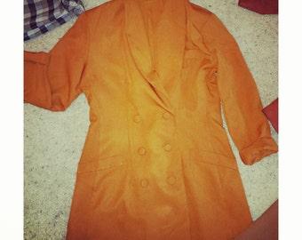 Snatched Blazer Dress