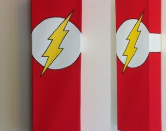 Flash Canvas Painting
