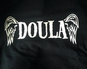 Large Where are your wings Doula shirt Ready to ship