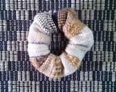 Surprise Handwoven Scrunchie