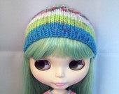 Colourful Blythe Hat