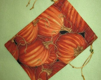 Autumn Bag First Harvest 6X9 Drumming Great Spirit Goddess Demeter Magick