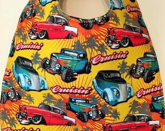 Cruisin' Night Baby Bib Car Show Vintage Car bib