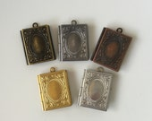Book LOCKETS 19x23mm - Code 108.919.534