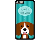 Phone Case - Beagle - Hard Case for iPhone 4, 4s, 5, 5s, 5c, 6, 6 Plus - iPod Touch 4, 5 - Galaxy S3, S4, S5