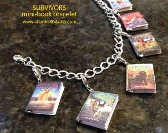 Survivors (Dogs) Mini-Book Series Bracelet
