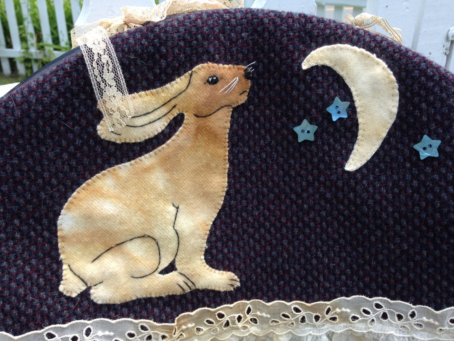 Moongazer Hare Windsor Chair Cover Sewing Pattern Pdf
