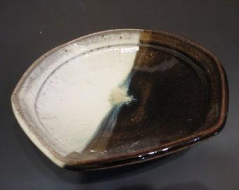 Chosen Karatsu Hexagonal Dish