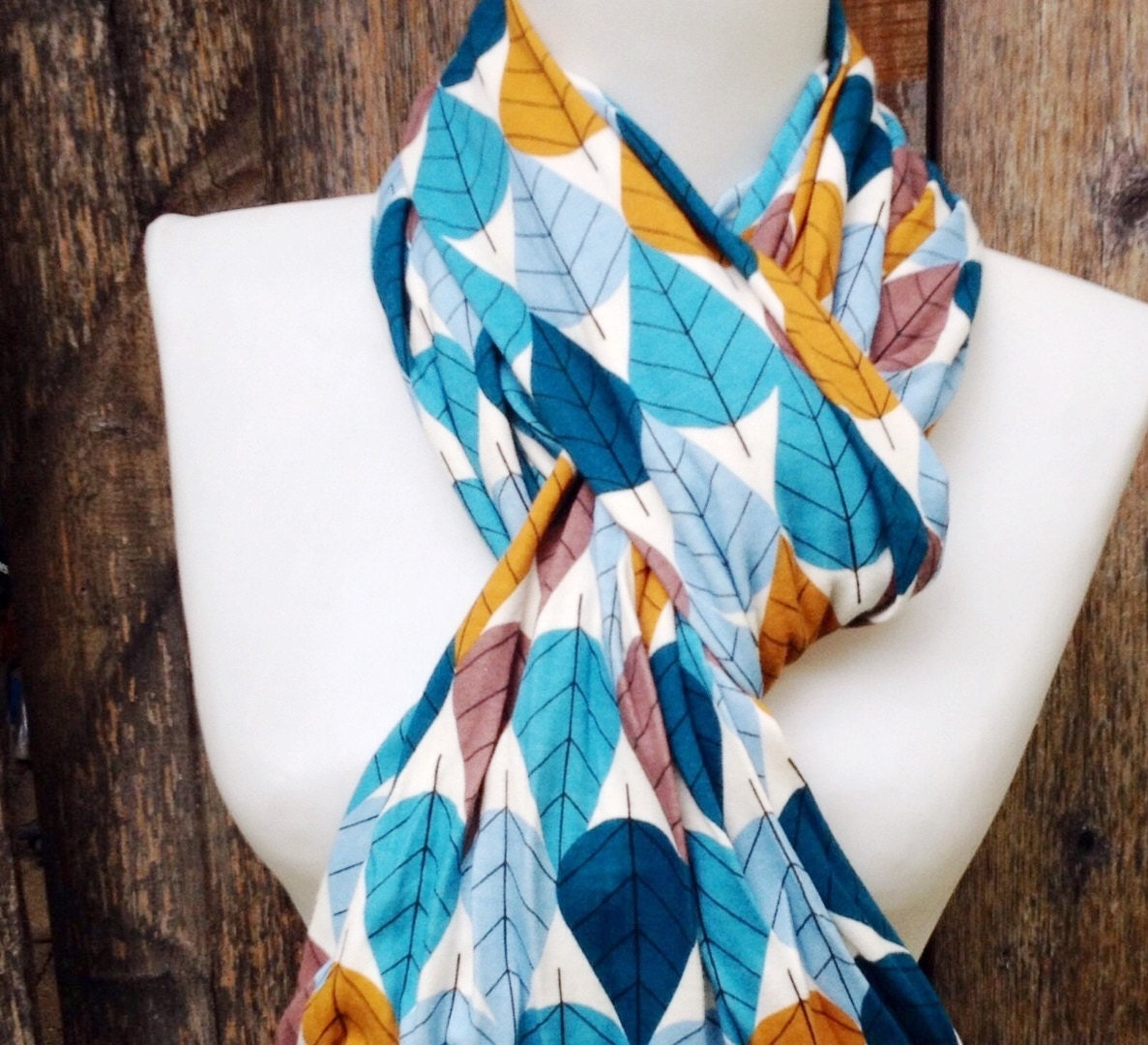 fall scarves leaf scarf fall leaves s scarves