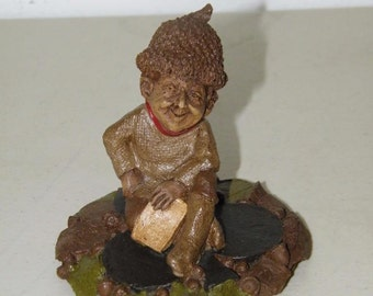 Vintage Tom Clark Gnome King of Clubs 1984 #72 1036 14304