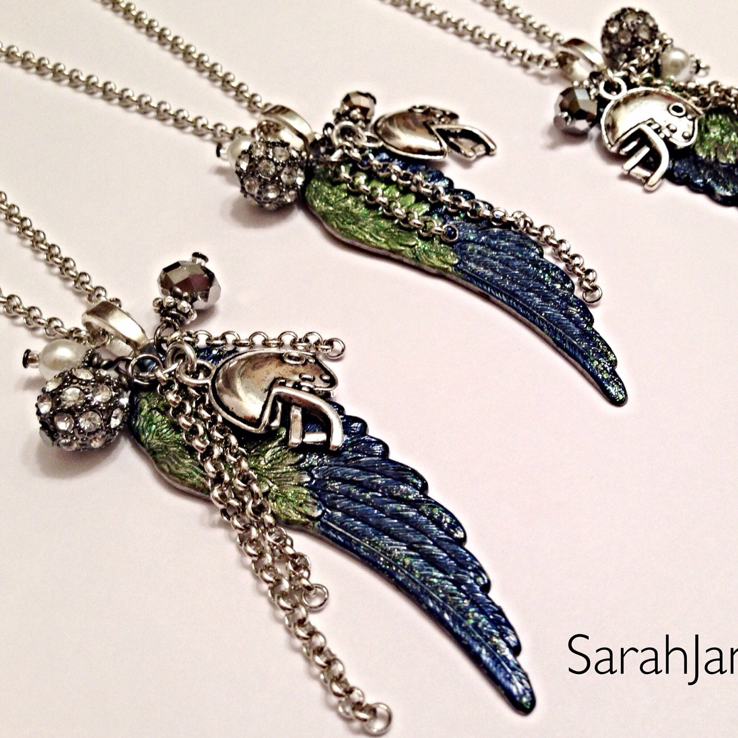 seahawks jewelry seahawks necklace seattle seahawks jewelry 6708