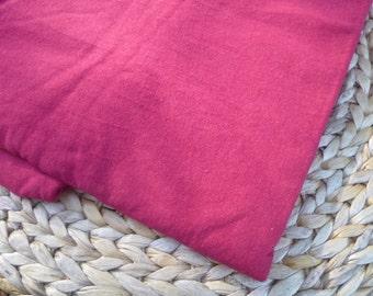 Ruby Soy Organic Cotton Jersey Fabric 2 3/4 yards