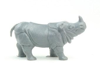 Rhinoceros - 6 pcs - Vintage German - IV3-2572