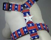 Dog Harness - Captain America