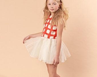 Twirl Skirt Girls Clothing Twirly Skirt Girls Twirl Skirt Ruffle Skirt Size 12 Months -6/7