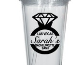 SINGLE DIY Bachelorette Party Tumber Cup/Glass Decals, Cups NOT Included.