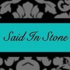 SaidInStoneOnline