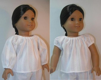 18 Inch Doll Clothing Camisa fits Josefina 1824-1032,