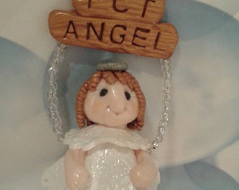 Pacific Crest Trail ANGEL Ornament