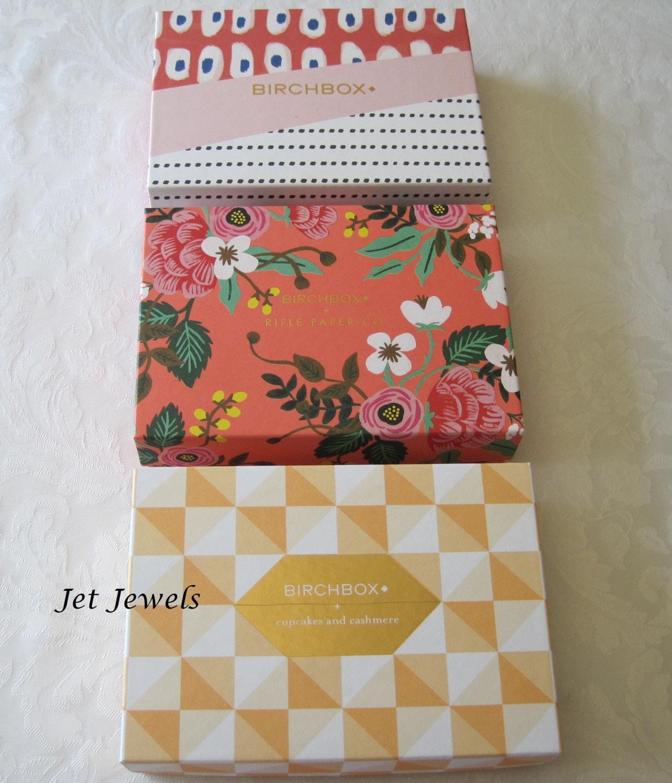 Gift Boxes Favor Boxes Kraft Boxes Birchbox Birchbox Gift
