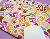 Buy 2 FREE SHIPPING Special!!   Mouse Pad, Computer Mouse Pad, Fabric Mousepad      Kaleidoscope