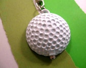 Golf Ball Key Chain Watch
