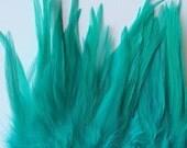 BELLA COQUE SADDLE / Bora Bora Mermaid Green  /  841