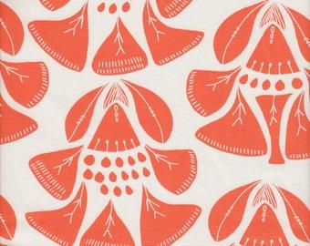 Art Gallery Fabrics Tule Folklore Terracotta - Half Yard