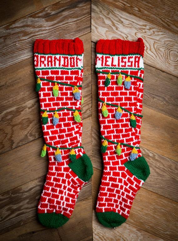 Christmas Vacation Christmas Stocking Christmas Stocking
