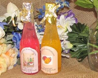 Nature's Scentsations Sparkling Champagne Bubble Bath Assorted Fragrances You Pick Your Fragrance