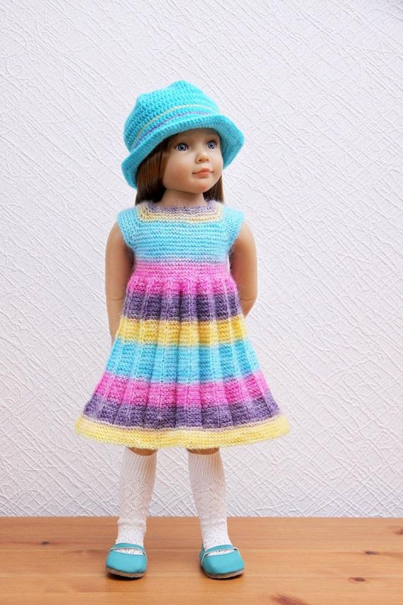 Knitting Patterns For Kidz N Cats Dolls : Gotz KidznCats Doll Outfit