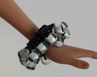 Barbie Handmade Clothes Bracelet Cuff Anklet Fashion Doll Jewelry