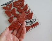 CUSHIONING service for 1 sheet (set) of Cherry Pie rubber stamps