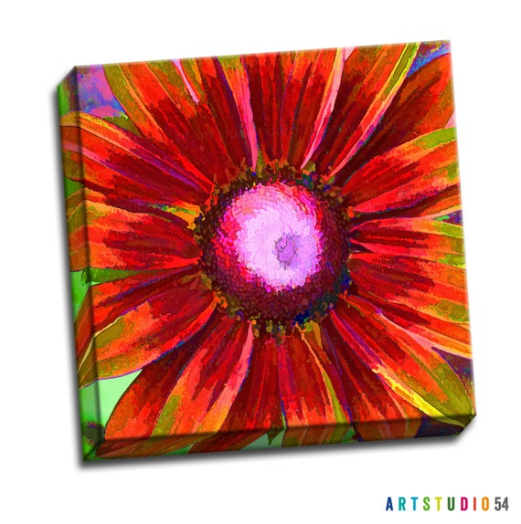 "Gallery Wrapped Canvas Print - 10""x10"" to 36""x36"" - 1.25"" Deep  - artstudio54"