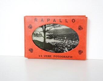 Vintage Postcard Box, Italy RAPALLO, 1960s