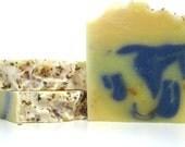 Lavender Lemongrass Soap/handmade vegan soap/gift soap/essential oil soap/best skincare