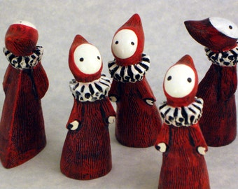 Little Red Poppet -Lisa Snellings