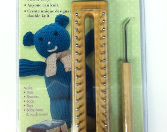 Tadpole Mini Knitting Tool - Authentic Knitting Board