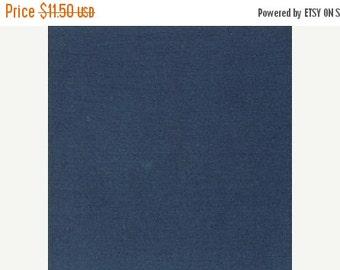 SALE Mochi Linen from Moda in Solid Denim  1 yard
