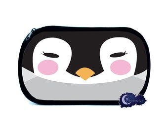 Baby Penguin Cosmetic Bag