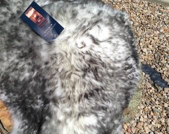Sheepskin rug supplies for crafting babies rug, bedridden patients