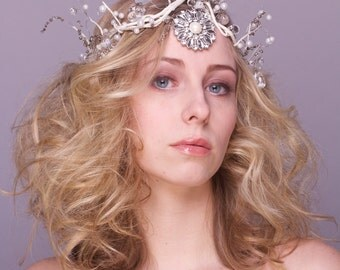 Fairy Majestic Headpiece with pendant