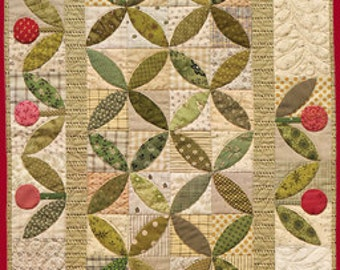 Spring Blooms, Quilt Pattern by Norma Whaley of Timeless Traditions