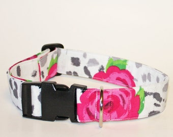 Rosey fabric Collar