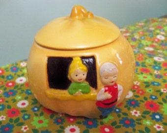 peter peter pumpkin eater sugar bowl
