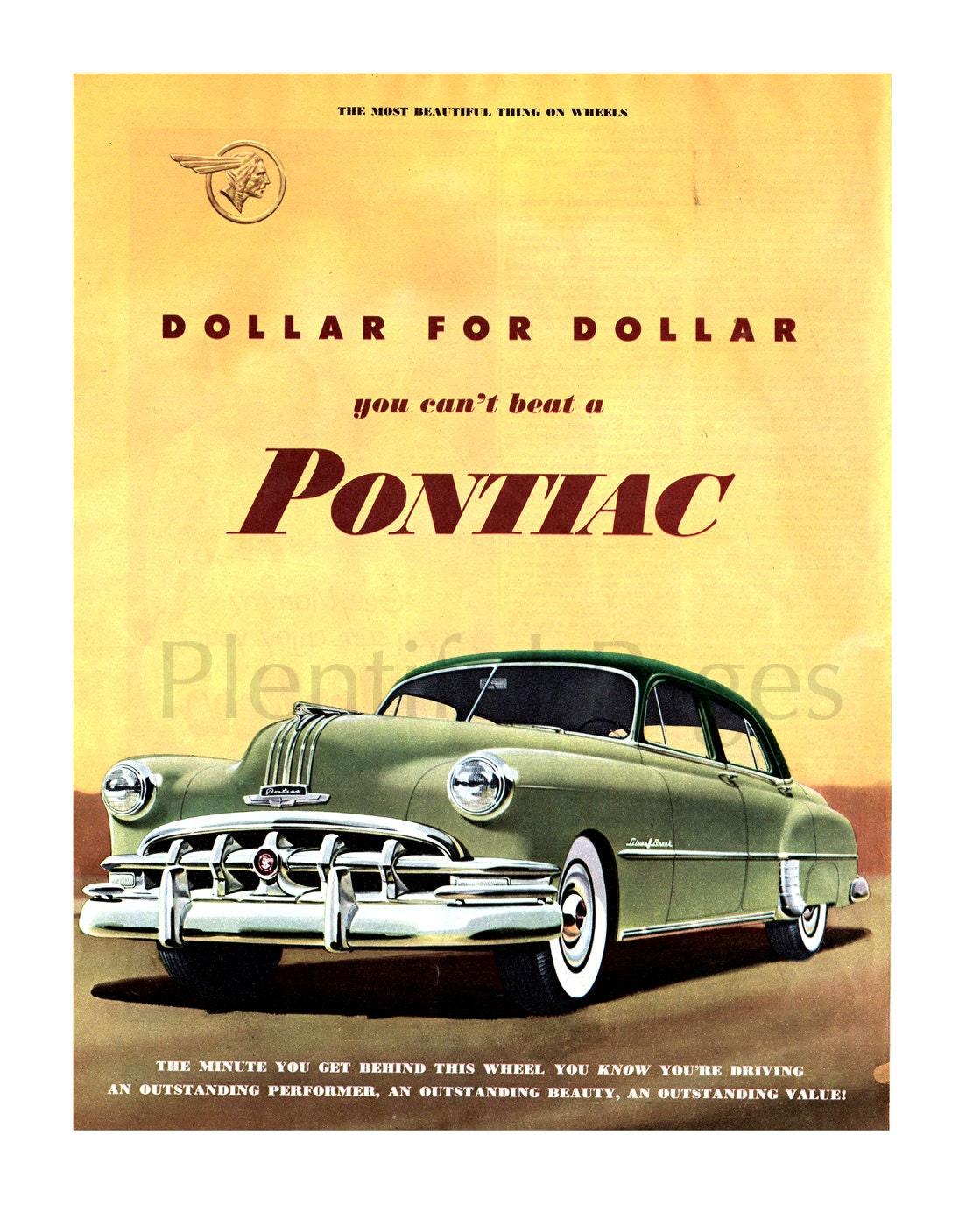 Vintage Car Ad 18