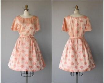 60s Dress | 1960s Dress | 60s Cocktail Dress | 60s Party Dress | 1960s Brocade dress
