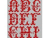 Chart 106 Alphabet 1